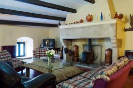 Casa Grande de Extremadura casa rural en Alcuescar (Cáceres)