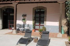 Casa Jardín de la Plata casa rural en Baños De Montemayor (Cáceres)