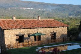 Casa Rural de Agroturismo el Vallejo casa rural en Casas Del Castañar (Cáceres)