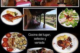 Complejo Rural el Prado casa rural en Logrosan (Cáceres)