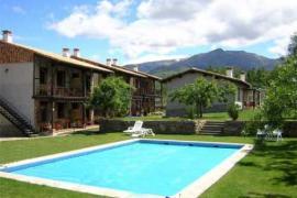 El Canchal de la Gallina casa rural en Hervas (Cáceres)