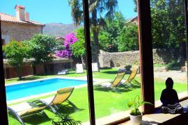 El Duende del Chafaril casa rural en San Martin De Trevejo (Cáceres)