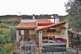 La Cabaña Romántica del Llano casa rural en Valencia De Alcantara (Cáceres)