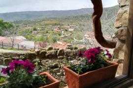 La Casita del Tejo casa rural en Hervas (Cáceres)
