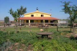 La Posada Hípica casa rural en Rosalejo (Cáceres)