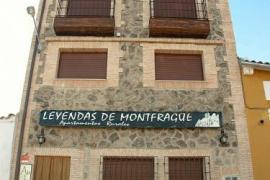 Leyendas de Monfragüe casa rural en Torrejon El Rubio (Cáceres)
