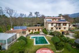 Los Montejos & Spa casa rural en Valverde Del Fresno (Cáceres)