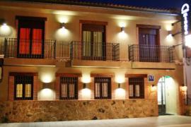 Mirayuste casa rural en Guadalupe (Cáceres)
