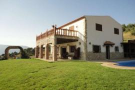 Casas Rurales en El Gastor casa rural en El Gastor (Cádiz)