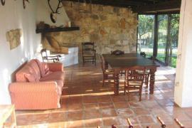 Finca El Huertezuelo casa rural en Tavizna (Cádiz)