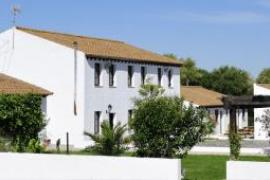 Hacienda Barriche casa rural en Alcala De Los Gazules (Cádiz)