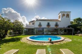 Hacienda El Santiscal casa rural en Arcos De La Frontera (Cádiz)