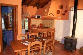 La Casa Molino casa rural en Benamahoma (Cádiz)