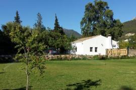 Molino de Abajo casa rural en El Bosque (Cádiz)