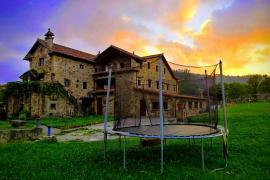 Albergue La Casa de Gándara casa rural en Penagos (Cantabria)