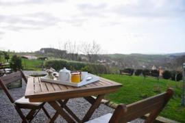 Apartamentos Corona casa rural en Ruiseñada (Cantabria)
