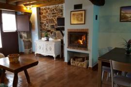 Apartamentos La Plazuela casa rural en Soba (Cantabria)