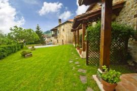 Apartamentos Rurales Los Brezos casa rural en Anievas (Cantabria)