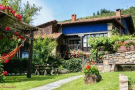 Apartamentos Samelar casa rural en Camaleño (Cantabria)