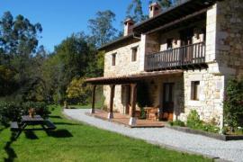 Apartamentos Sendero del Agua casa rural en Valdaliga (Cantabria)
