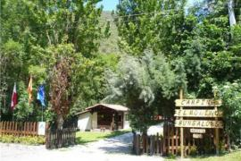 Camping El Molino casa rural en Vega De Liebana (Cantabria)