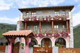 Casa De Reposo Maria Virginia casa rural en Ruesga (Cantabria)