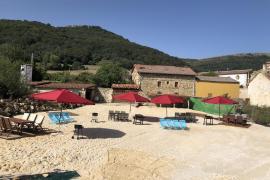 Casas El Valle Perdido casa rural en Valderredible (Cantabria)