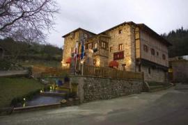 Casona De La Torre casa rural en Ruente (Cantabria)