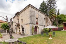 Casona Valle de Soba casa rural en Regules De Soba (Cantabria)