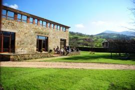 Finca Del Monasterio casa rural en Silio (Cantabria)
