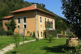 Villa de Palacios casa rural en Voto (Cantabria)