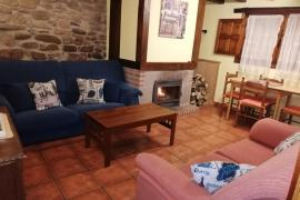 La Casuca y La Cabaña casa rural en Cillorigo De Liébana (Cantabria)