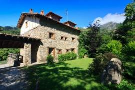 La Yosa De ArgÜebanes casa rural en Camaleño (Cantabria)