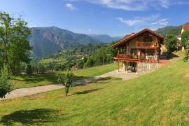 Las Cumbres I y II casa rural en Camaleño (Cantabria)