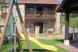 Marquesa de Viluma casa rural en Voto (Cantabria)