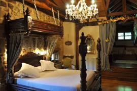 Palacio de Trasvilla casa rural en Villafufre (Cantabria)
