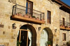 Palacio García Quijano casa rural en San Felices De Buelna (Cantabria)