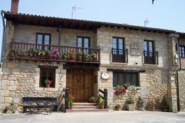 Posada Herrán casa rural en Santillana Del Mar (Cantabria)