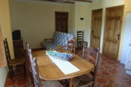 Apartamento Casa La Jara casa rural en Castillo De Villamalefa (Castellón)