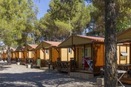 Cabañas Altomira casa rural en Navajas (Castellón)