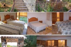 Casa Barranc Del Minyo casa rural en Vall D' Alba (Castellón)