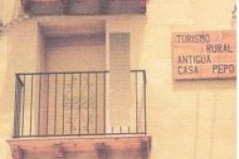 Casa Pepo casa rural en Herbes (Castellón)