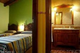 Cases Tonet casa rural en Forcall (Castellón)