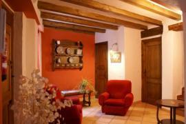 El Patio de Las Cebollas casa rural en Segorbe (Castellón)