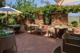 Hotel Jardin Vertical casa rural en Vilafames (Castellón)