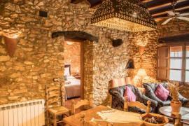L´Amborget y La Mallada casa rural en San Jorge (Castellón)