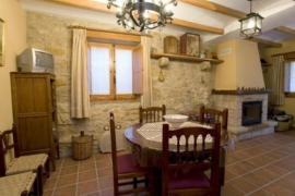 La Casa de Lorena casa rural en Culla (Castellón)
