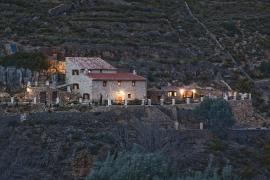 La Covarxella casa rural en Culla (Castellón)