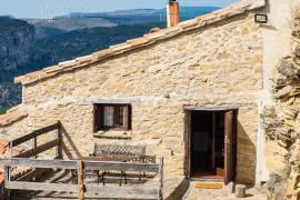 El Mas Nou casa rural en Cinctorres (Castellón)