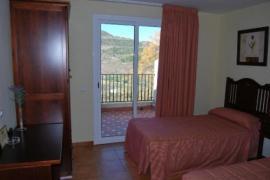 La Piedra del Mediodía casa rural en Cirat (Castellón)